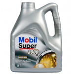 Масло моторное синтетическое Mobil Super 3000x1 4л 5W40