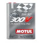 Масло моторное синтетическое Motul 300 V Power Racing 2л 5W30
