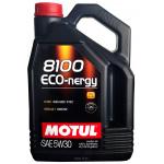Масло моторное синтетическое Motul 8100 Eco-nergy 4л 5W30