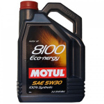 Масло моторное синтетическое Motul 8100 Eco-nergy 5л 5W30
