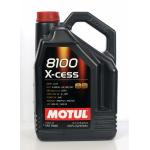 Масло моторное синтетическое Motul 8100 X-cess 5л 5W40