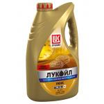 Масло моторное полусинтетическое Лукойл Люкс 1л 5W40