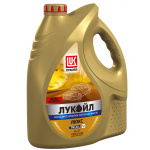 Масло моторное полусинтетическое Лукойл Люкс 4л 5W40