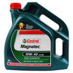 Масло моторное синтетическое Castrol Magnatec 4л 5W40