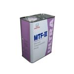 Масло трансмиссионное синтетическое Honda MTF-3 4л