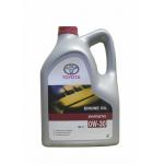 Масло моторное синтетическое Toyota Engine Oil 5л 0W30