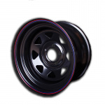 ORW УАЗ Черный 8*15 5*139.7 ET-19 110