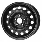 ТЗСК Ford Focus Черный 6*15 5*108 ET52.5 63.3