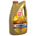Масло моторное полусинтетическое Лукойл Люкс 1л 5W30