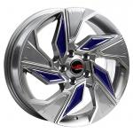 LegeArtis Concept NS503 GMF+plastic 6.5*17 5*114.3 ET45 66.1
